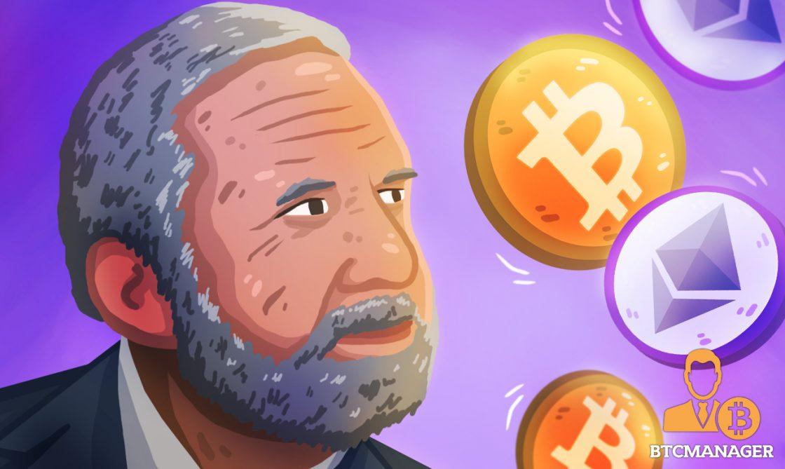 Carl Icahn sa možno chystá nakúpiť kryptomeny.