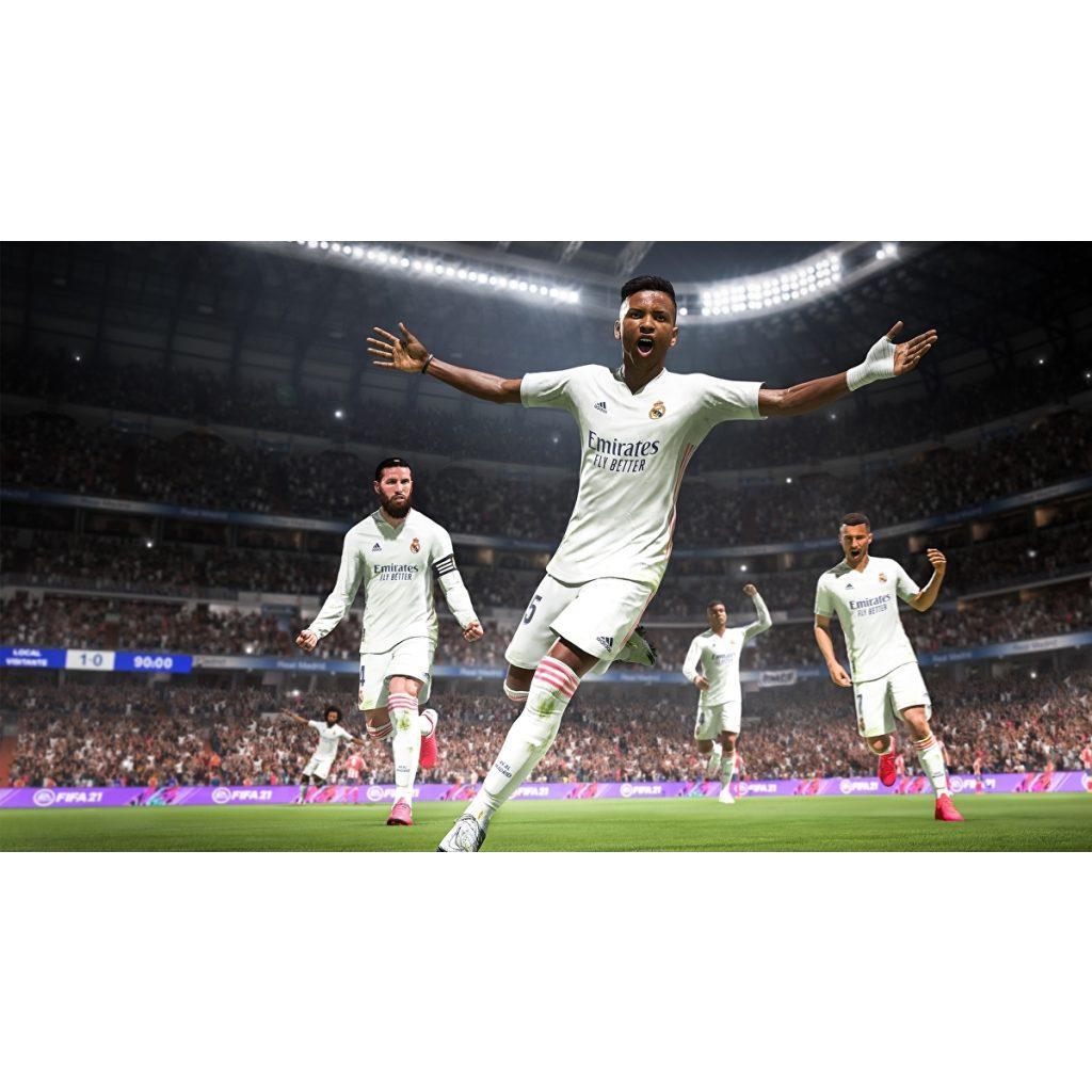 herné akcie - Fifa