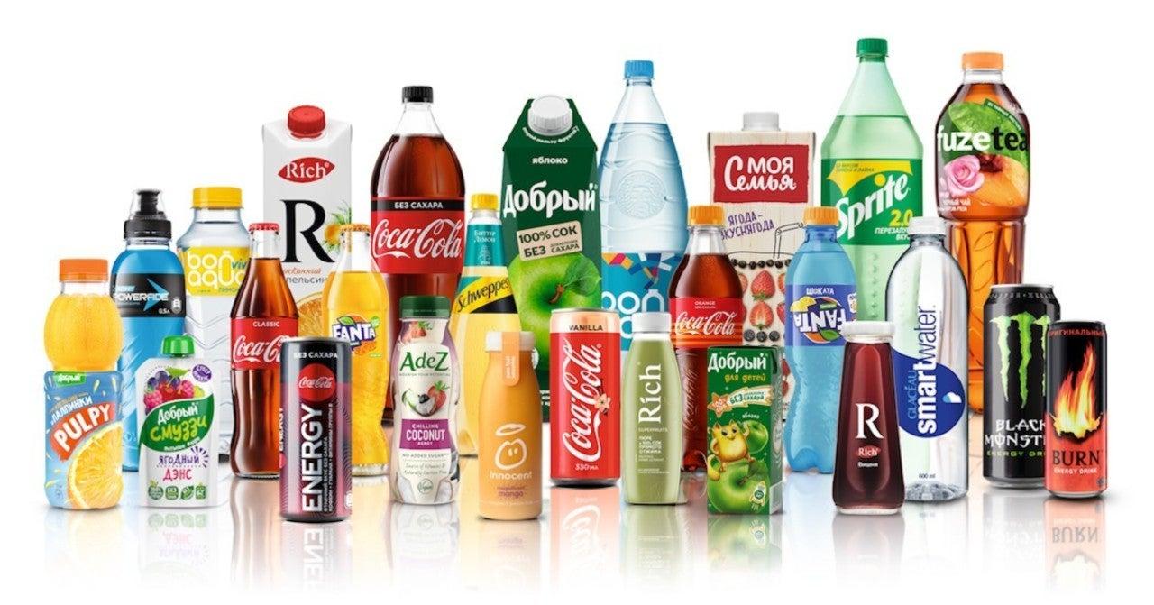 Akcie Coca-cola
