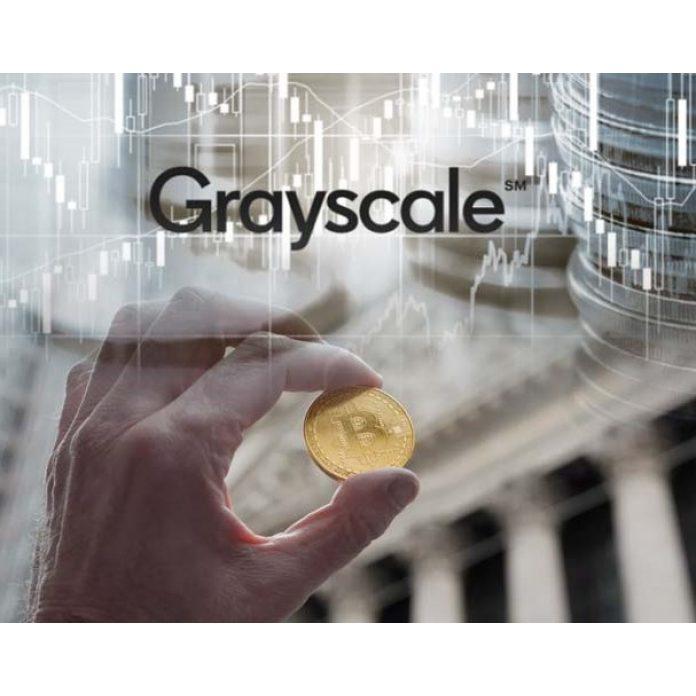 Grayscale bitcoin trust- pokles fond