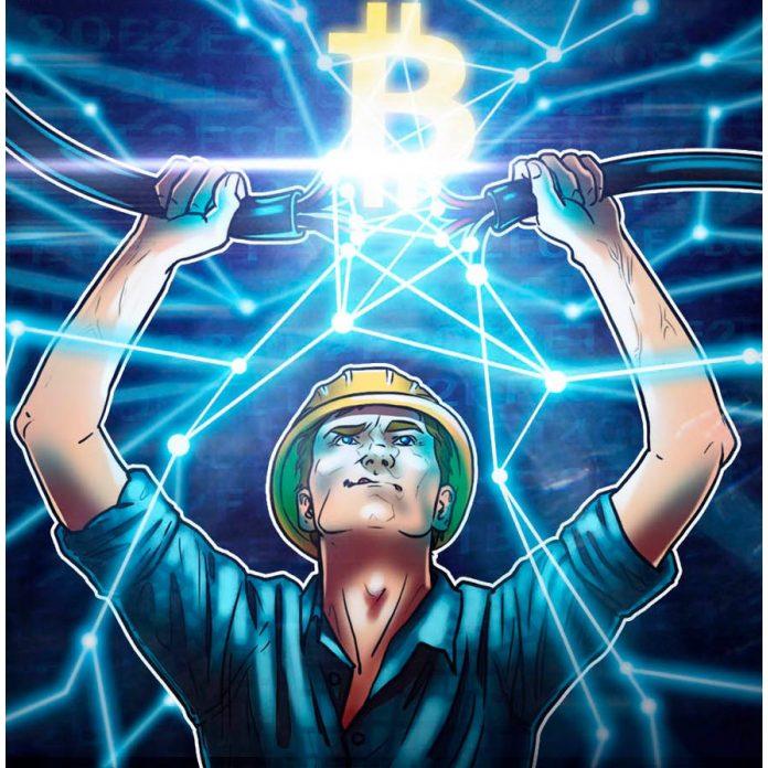 ťažba bitcoin - spotreba el.energie