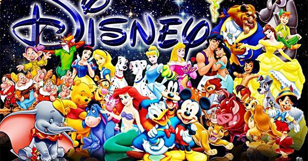 Akcie Disney