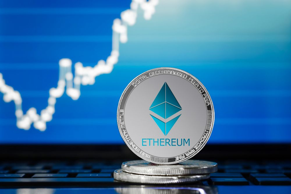 Kryptomena ethereum -analýza