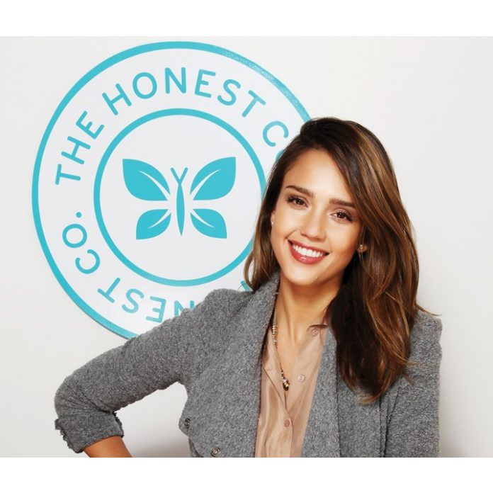 Akcie Honest - Jessica Alba