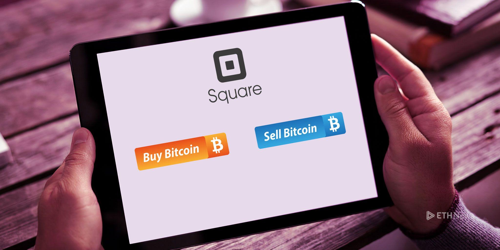 Akcie Square - Square investuje do Bitcoinu