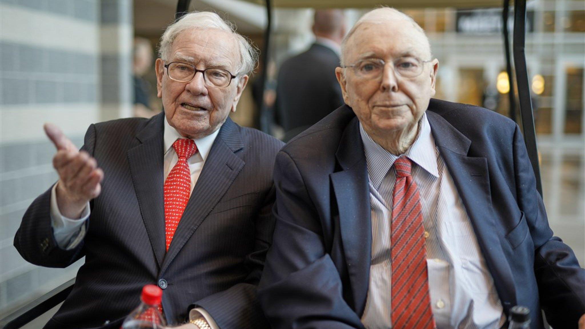 7 najväčších chýb Warrena Buffeta v investovaní
