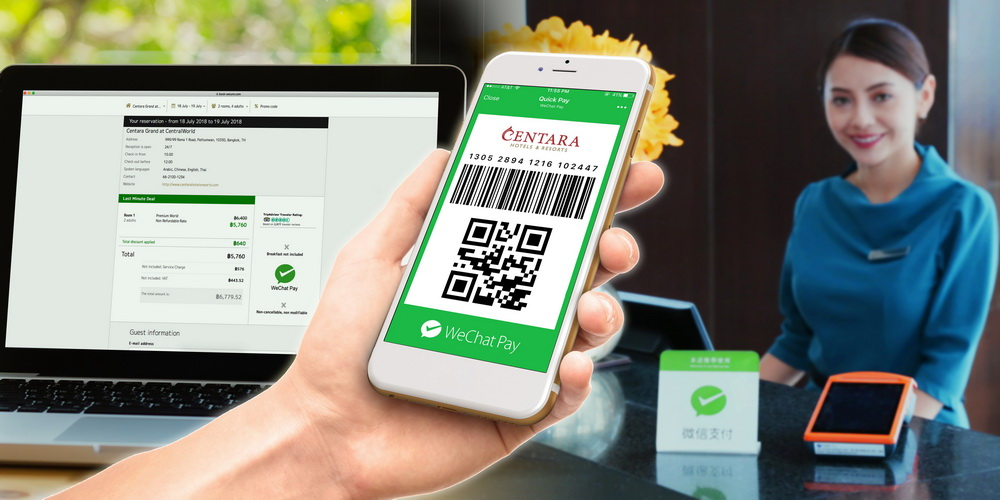 Akcie Tencent - WeChat Pay