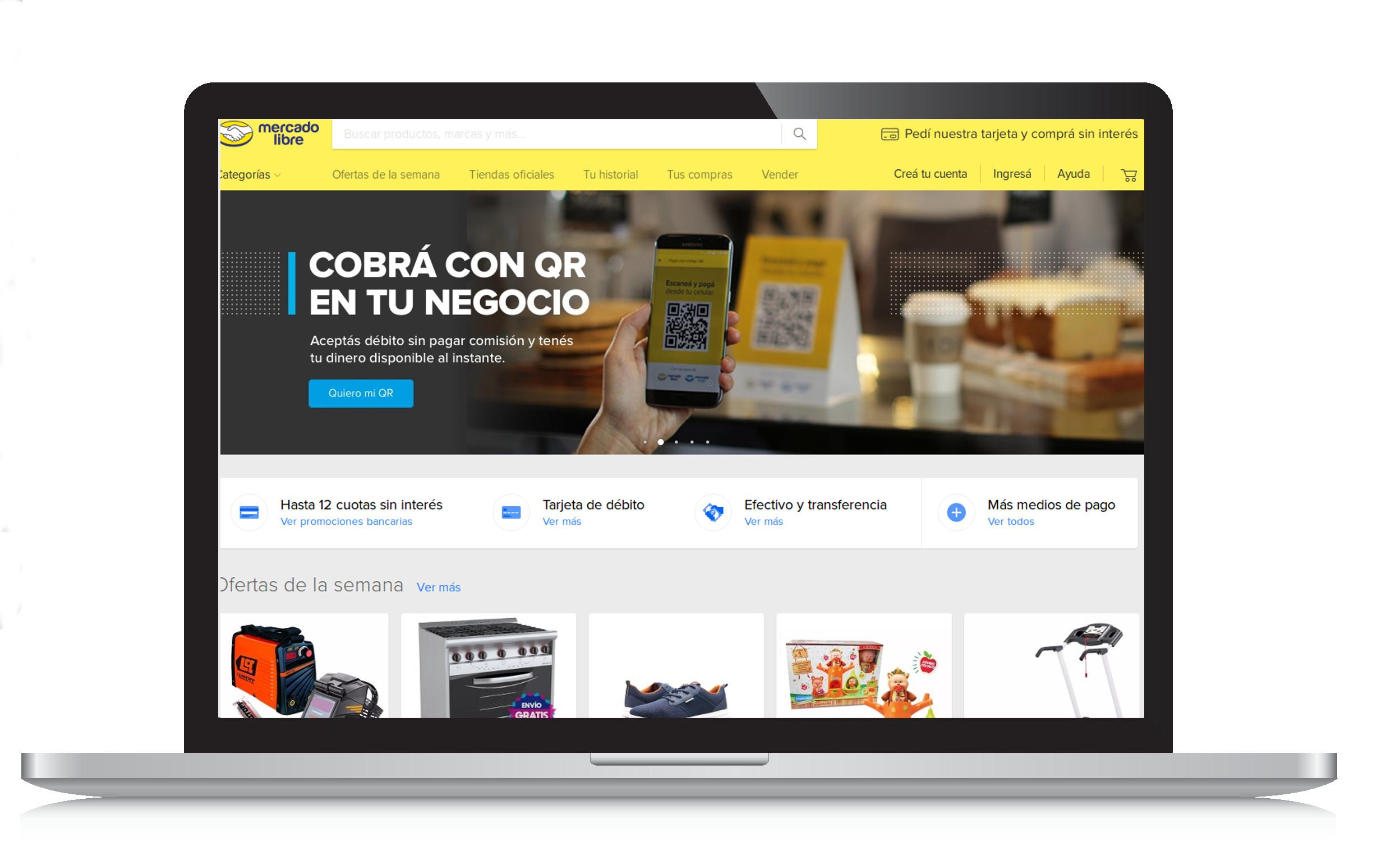 akcie MercadoLibre