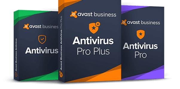 Produkty Avast. Akcie Avast