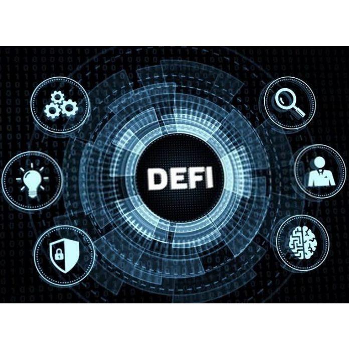 DeFi decentralizované financovanie