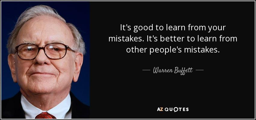 Buffet citát