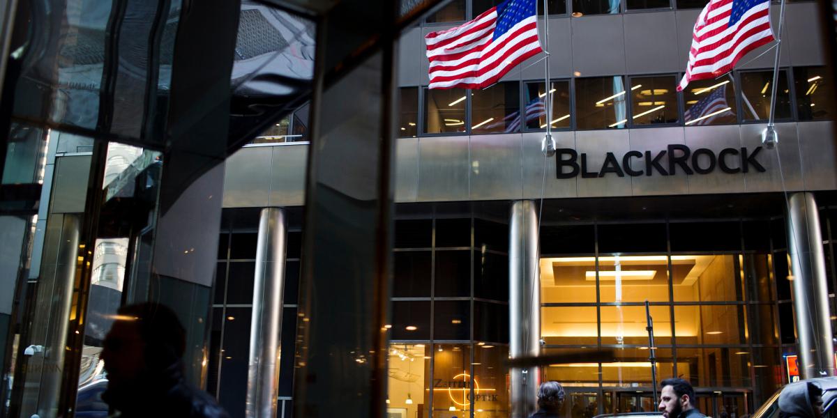 akcie BlackRock