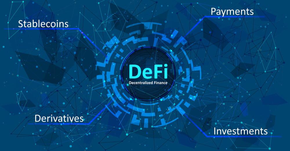 Decentralizované financovanie DeFi