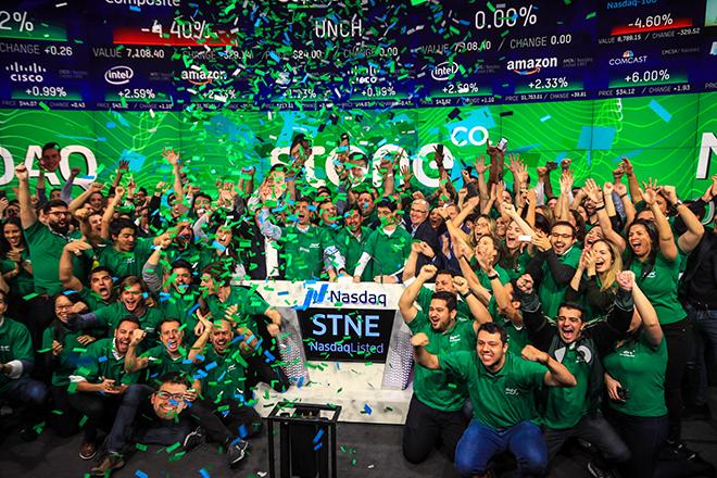 3 najlepšie juhoamerické akcie - StoneCo