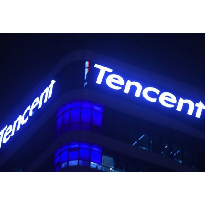 Akcie Tencent