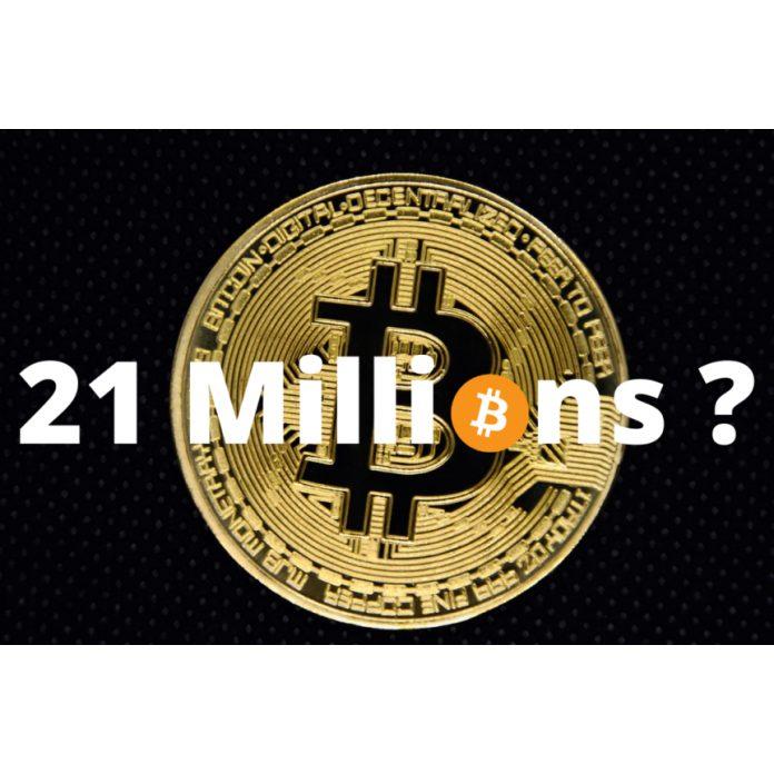 maximálna ponuka bitcoinu je 21 miliónov - prečo?