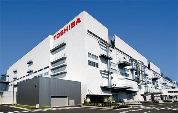 Akcie Toshiba
