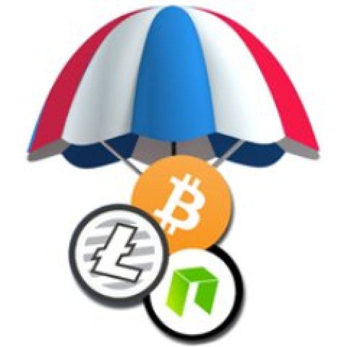 Kryptomenové airdrops