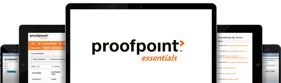 Akcie Proofpoint