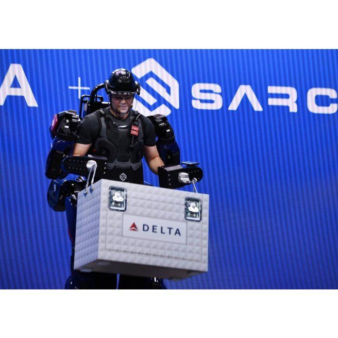 Sarcos robotics vstup na burzu