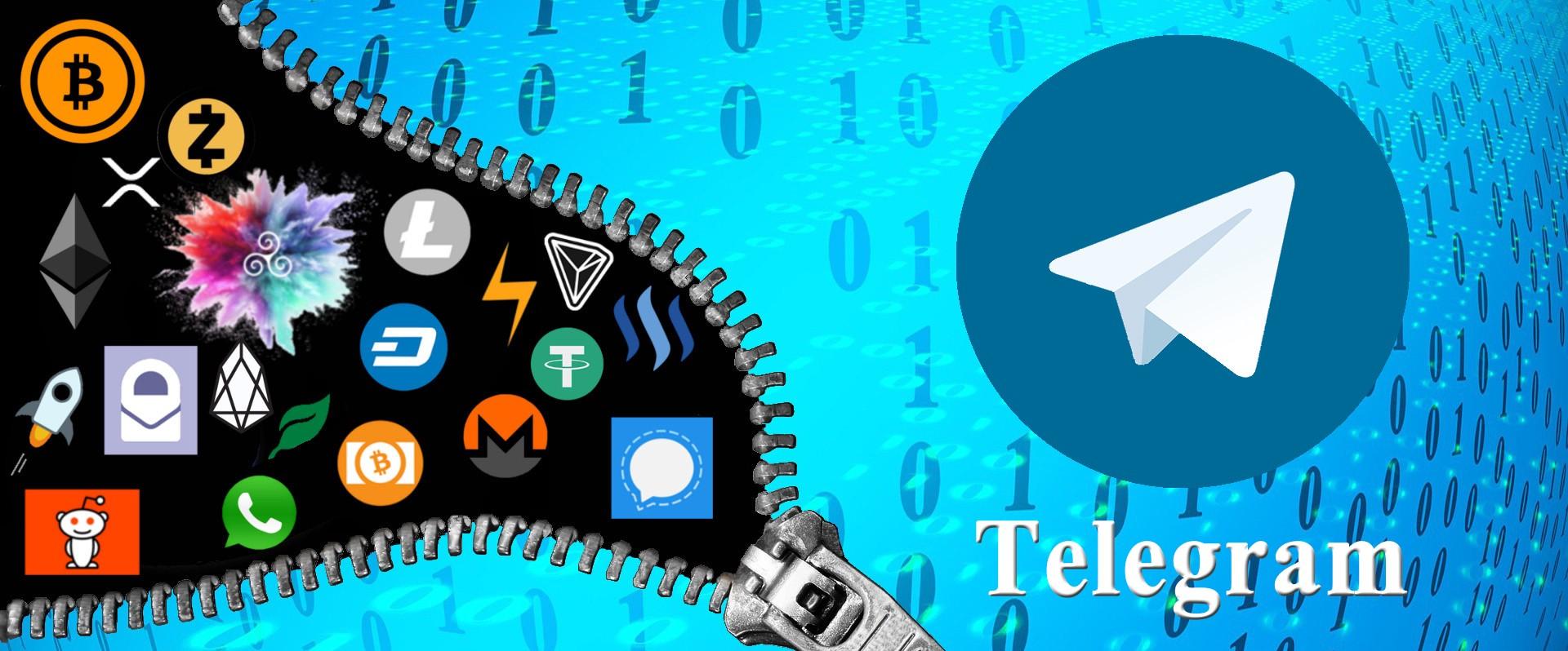 top telegramové kanály