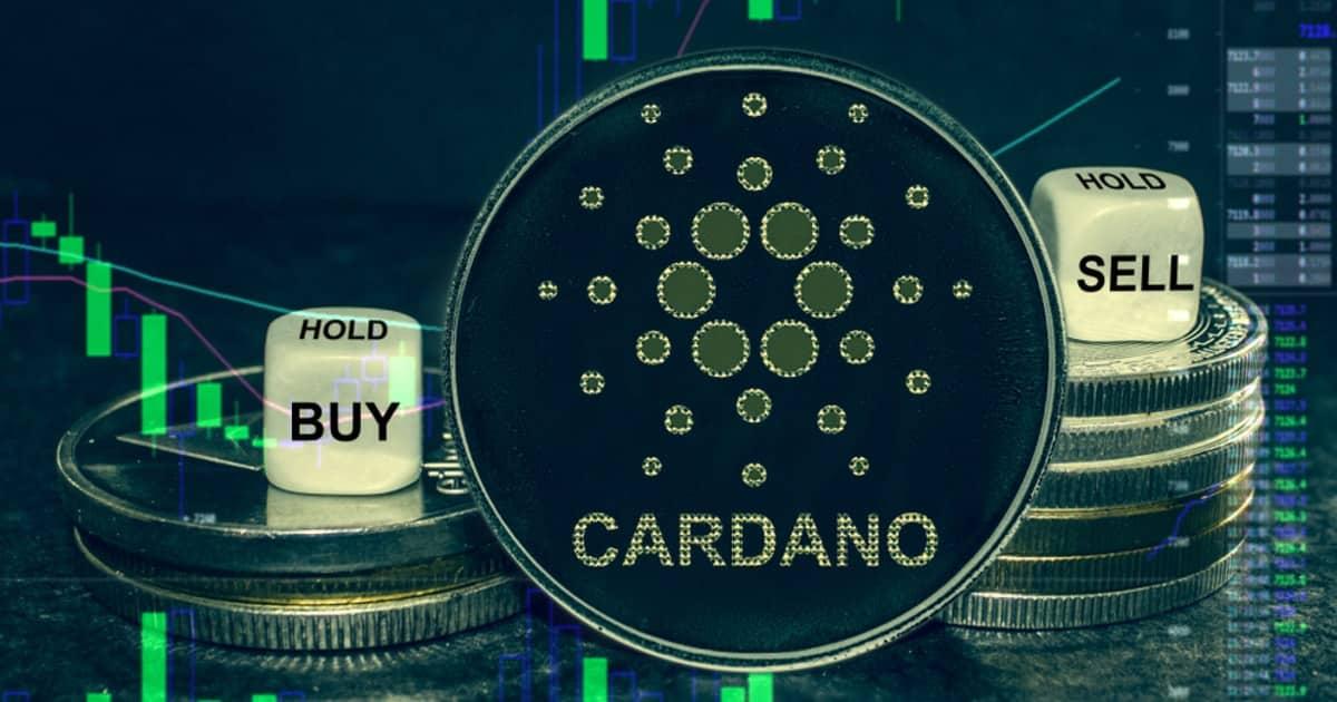 Kryptomena Cardano - analýza ceny