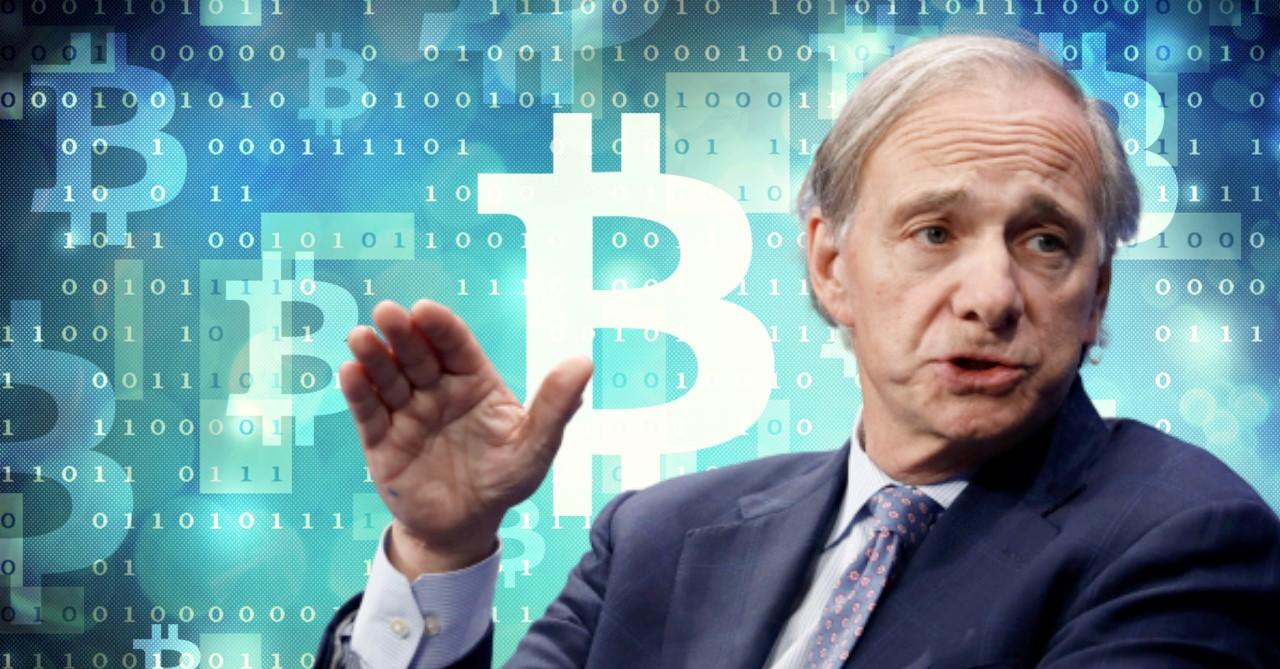 Najväčšie riziko bitcoinu - tvrdí Ray Dalio