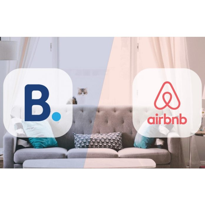 Akcie Booking vs. Airbnb