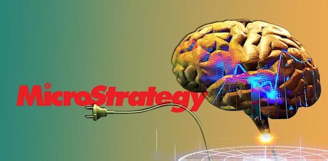 Spoločnosť MicroStrategy plánuje získať 400