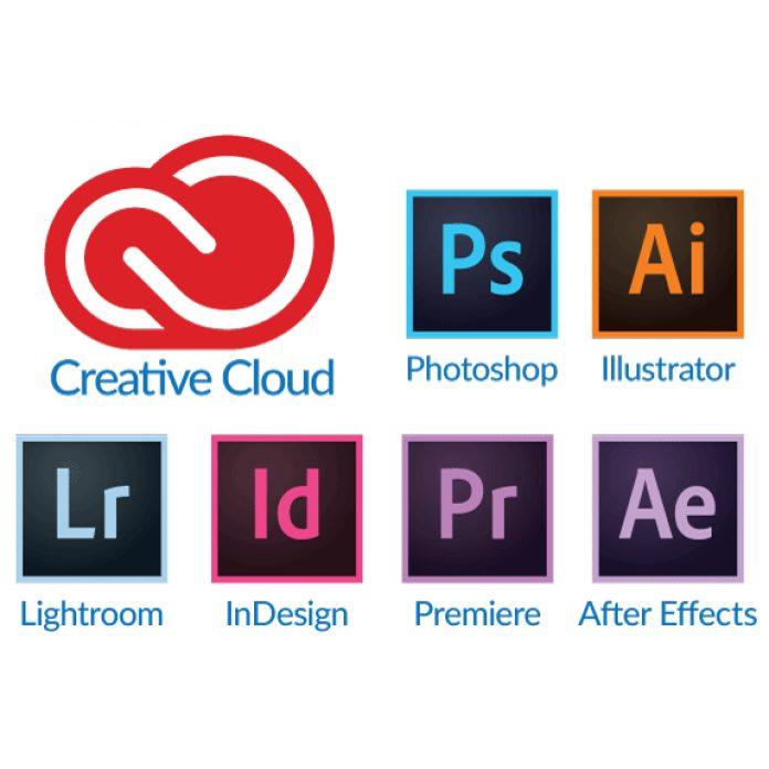 Adobe produkty