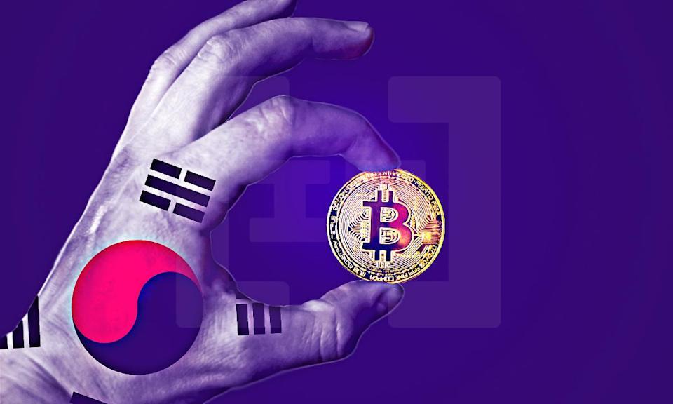 Juhokórejská komisia FSC - preklepuje kryptobutzy