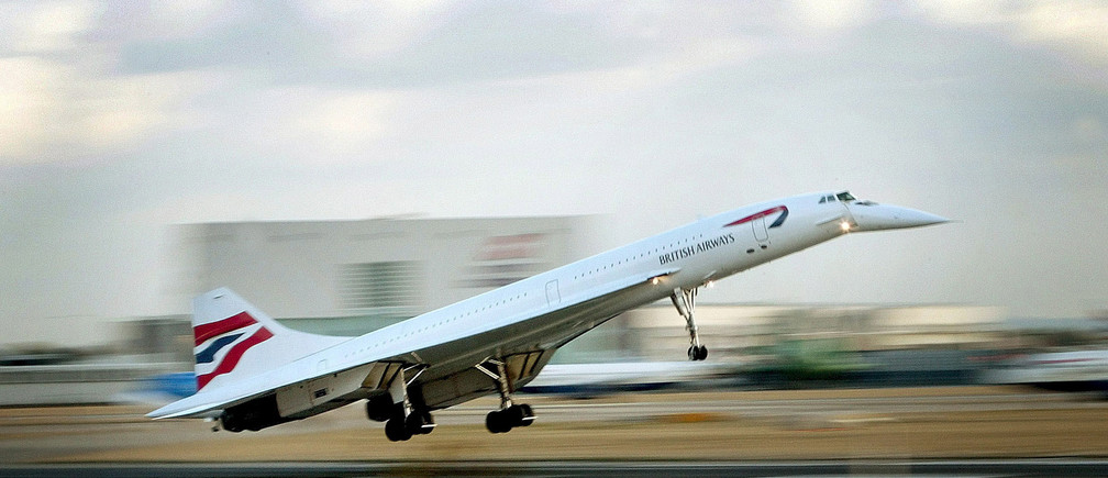 Lietadlo Concorde