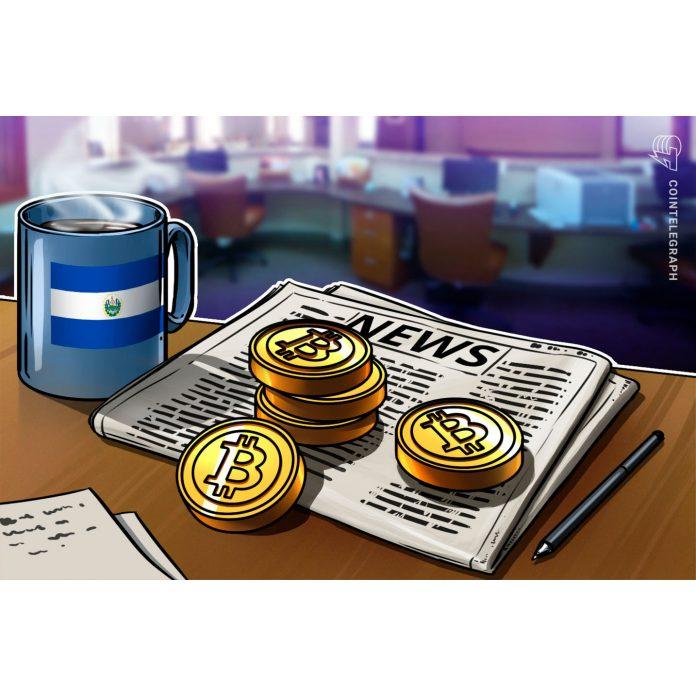 El Salvadór a bitcoin