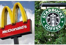 Akcie Starbucks vs. McDonald´s