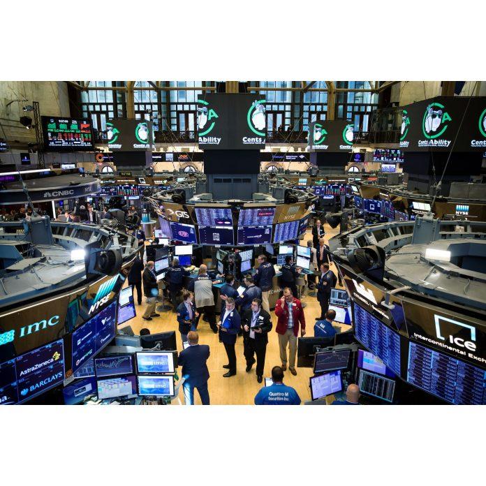 Burza cenných papierov - akciový trh