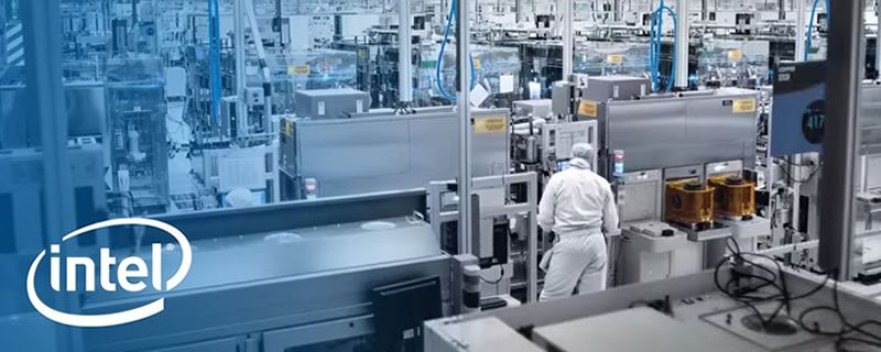 Intel výroba čipov