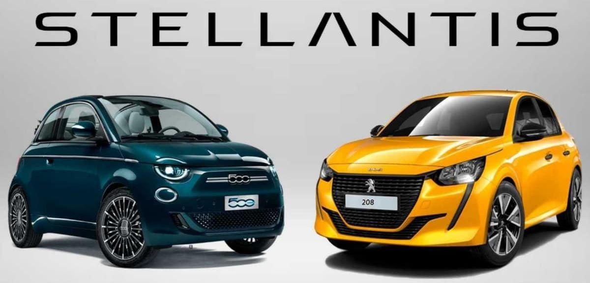 Stellantis Peugeot, Fiat, Chrysler