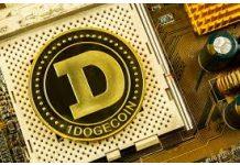 dogecoin technická analýza ku dňu 31.8. 2021