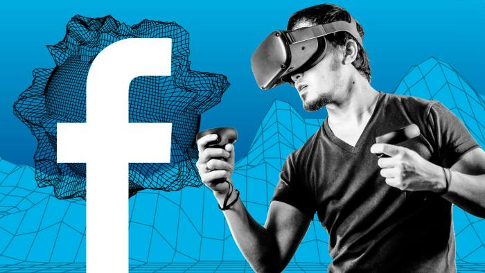 Facebook buduje metavesmír. Akcie Facebook