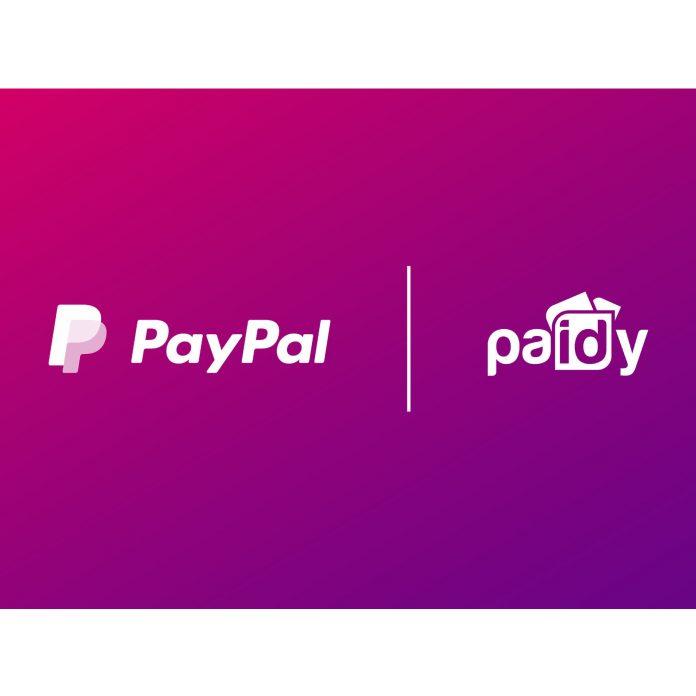 PyPal Paidy