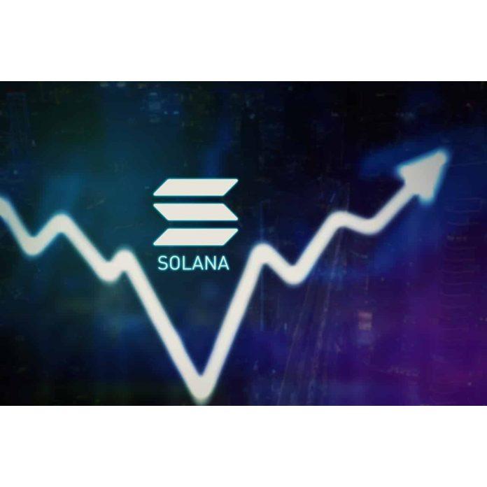 Solana prekonáva 50 milionov market cap