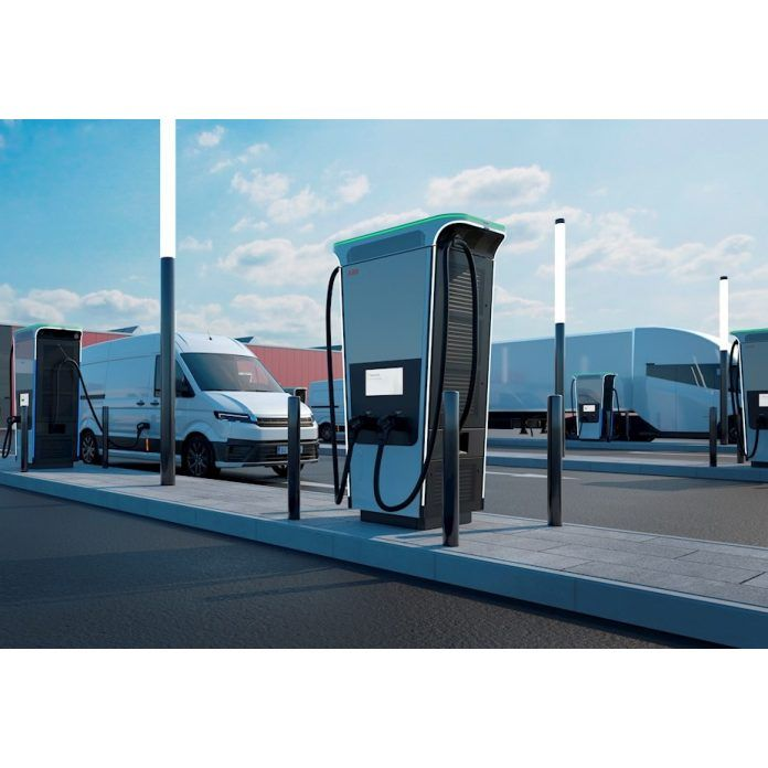 Najrýchlejšie nabíjacie stanice elektrických vozidiel od ABB