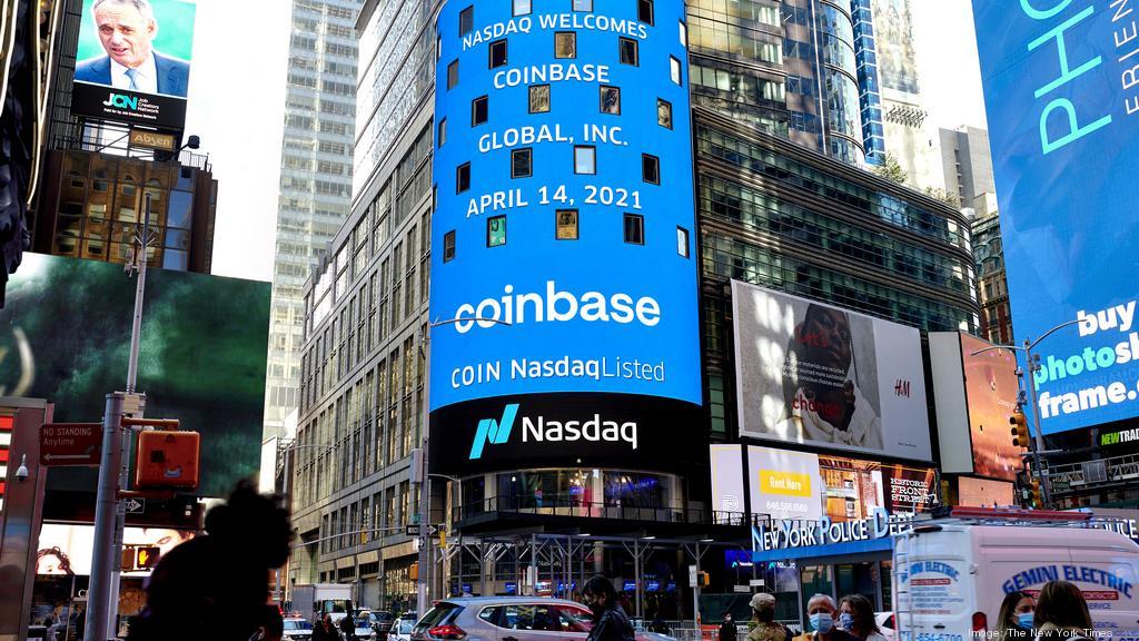 Coinbase debut na burze