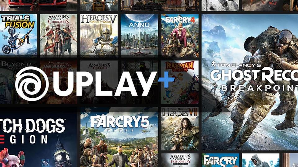 Hry od Ubisoft